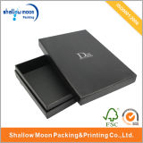 Hot Sale Black Paper Box (QYZ059)