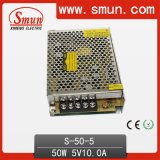 50W 5V/12V/15V/24V AC to DC Switching Power Supply/SMPS (S-50-5) with 2 Years Warranty