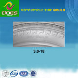 Tyre Mould for Motorcycle Rubber with 3.0-18