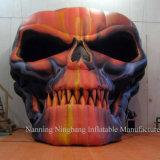 2016 New Design Giant Halloween Inflatable Skull for Sale