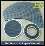 Ss304 Stainless Steel Woven Wire Mesh Disc Filter