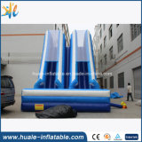 Popular Inflatable Double-Channel Slide for Sale