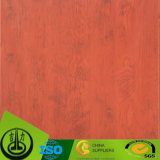 Decorative Paper for Floor with Wood Grain Design
