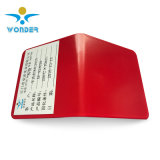 Epoxy Polyester Ral3020 Red Semi Flat Gloss Powder Coating Paint