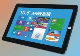 Dual System Tablet PC Quad Core CPU Intel X5 10.6 Inch W11