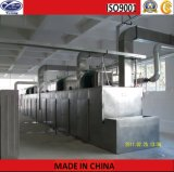 Pleurotus Eryngii Multi Layer Mesh Belt Drying Machine