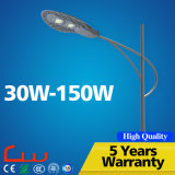 150W 3PCS COB 10m High LED Street Light Price List