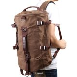Duffel/Canvas Backpack Travel Laptop Hiking Hunting Luggage Sports Gym Bag