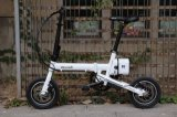 Folding Electric Bike/Aluminum Alloy Frame/Lithium Battery Bike/One Second Folding Bicycle