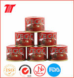 Vego Brand 70g Healthy Organic Canned Tomato Paste
