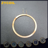 4 Turns RFID Coil Inductor with Copper Wire