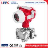 4 20mA Hart Digital Differential Pressure Sensor Water Medium