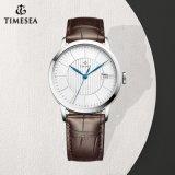 Luxury Brand Men Quartz Watches Genuine Leather Waterproof Casual Wrist Watch for Business 72687