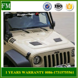 Heat Reduction Engine Cover Rr Bonnet for Jeep Rubicon Sahara