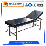 Waterproof Back Adjustable Massage Table Hospital Exam Couch Massage Table (GT-EXC02)