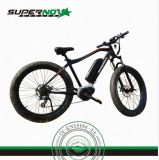 High Speed Fat Tire Lithium Battery Electric Bicycle