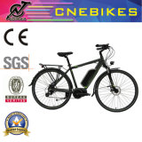 City Ebike with Bafang Max Drive MID Motor