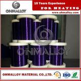 Polyester Enamelled Managin /Constantan/Nichrome Wire (150deg)