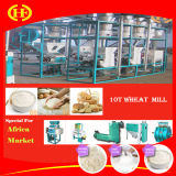 Small Scale of 10t/D Wheat Flour Miller (10T/D)