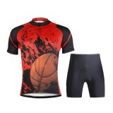 Bicycle Outdoor Jersey Apparel / Men′s Short-Sleeved Suit / Customized