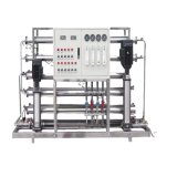 Ce Certificated Industrial Pure Water Filter Plant with RO Device