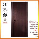 Exterior Fire-Rated Wooden Door with BS Certification