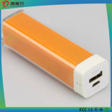 Hotsell ABS Plastic Lipstick Colorful Power Bank Charger
