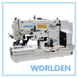 Wd-783nv High Speed Straight Button Holing Sewing Machine