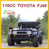 Blue Color 125cc Toyota Land Cruiser Jf-40