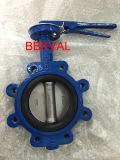As2129 Table E Lugged Type Butterfly Valve