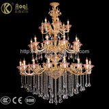 Luxury Golden crystal Chandelier Light