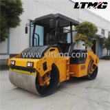 Ltma 6 Ton Hydraulic Double Drum Vibratory Road Roller