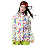 Snowboard Ski Jacket Women′s Ski Clothes