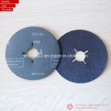 Ceramic, P36, 7inch Resin Over Resin Zirconia Fiber Disc