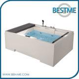 Single Person Hydromassage Massage Bathtub (BT-A1002)