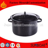 Sunboat 11qt Enamel Stock Pot Enamel Steamer