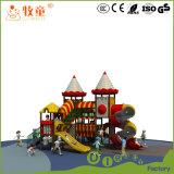 Outdoor Kindergarten Playground Equipment, Amusement Park Equipment 30A-025A