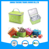 Custom 600d Polyester Insulated Cooler Bag for Outdoor Travel