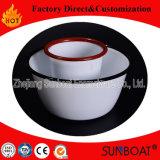15cm Enamel Bowl/Kitchenware High Quality/Enamel Food Dishes