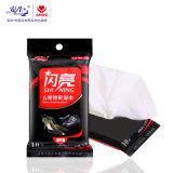 2017 Cleaning Shoe Shine Car Household Promotional Auto Wet Wipe