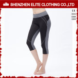 Hot Selling Half Shorts Yoga Leggings 92% Polyester (ELTLI-91)
