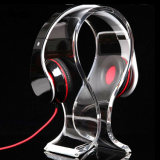 Transparent Acrylic Headphone Stand Display