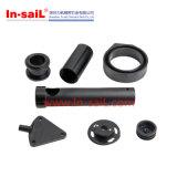 Black POM Customized Products by CNC Lathe