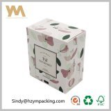 300GSM White Cardboard Package Box Gift Box Paper Box for Cosmetics