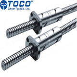 Rolled Ball Screw with Flange