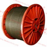 Shaped Strands Wire Rope - 4vx39s+5FC