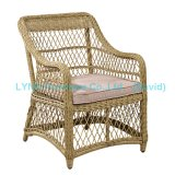 Leisure Furniture Wicker Chair Rattan Single Sofa