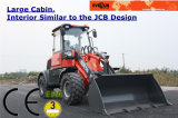 Made in China Everun 1.6ton Compact Front End Loader