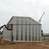 Steel Structure Auto Workshop with Nice Design