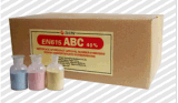 40% ABC Dry Powder Extinguishing Agent with En615 Approval